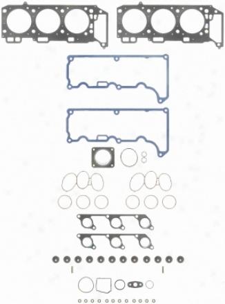 Felpro Hs 9293 Pt Hs9293pt Ford Haed Gasket Sets
