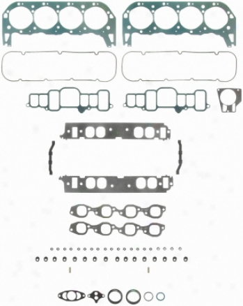 Felpro Hs 9502 Pt Hs9502pt Chrysler Head Gasket Sets