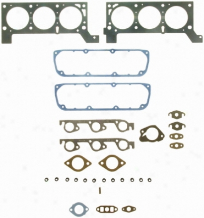 Felpro Hs 9673 Pt Hs9673pt Dodge Head Gasket Setx