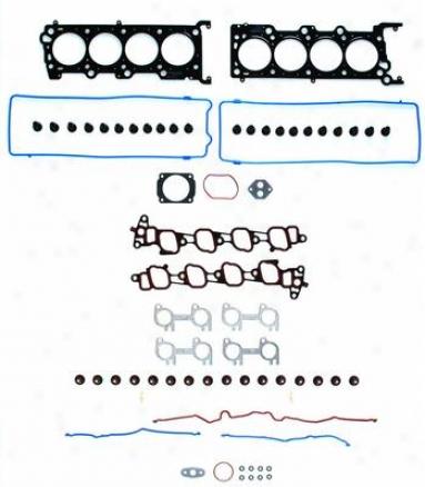 Felpro Hs 9790 Pt-16 Hs9790pt16 Ford Head Gasket Sets