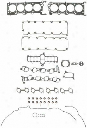 Felpro Hs 9790 Pt-4 Hs9790pt4 Mercury Head Gasket Sets