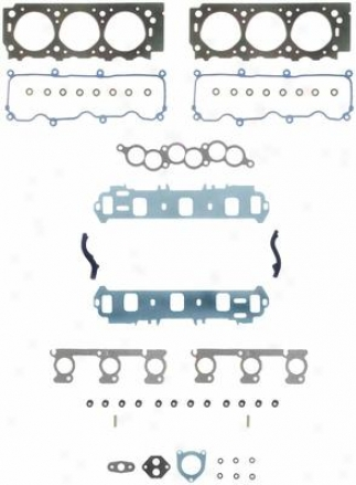 Felpro Hs 9885 Pt-4 Hs9885pt4 Mercury Head Gasket Sets