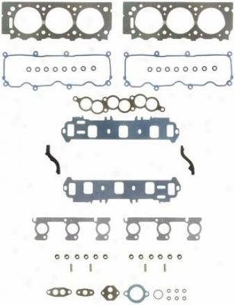 Felpro Hs 9902 Pt-3 Hs9902pt3 Ford Head Gasket Sets