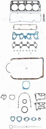 Felpro Ks 2688 Ks2688 Toyota Rubber Plug