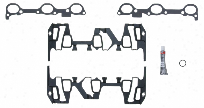Felpro Ms 90562 Ms90562 Oldsmobile Manifold Gaskets Set