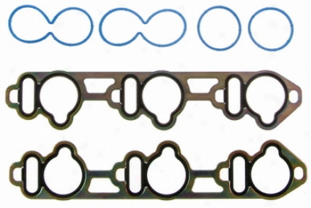 Felpro Ms 92260-3 Ms922703 Mercury Manifold Gaskets Set