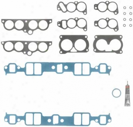 Felpro Ms 93035-1 Ms930351 Oldsmobile Manifold Gaskets Set