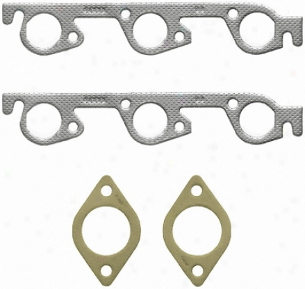 Felpro Ms 94666 Ms94666 Lincoln Manifold Gaskets Set