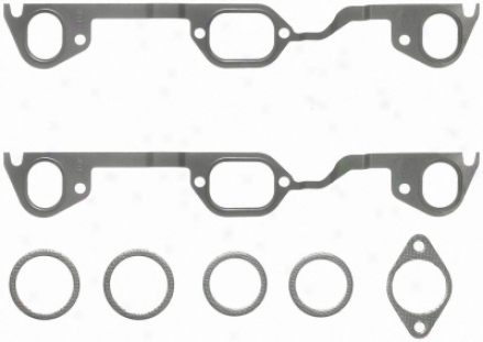 Felpro Ms 9499 Sh Ms9499sh Newspaper vender Manifold Gaskets Set
