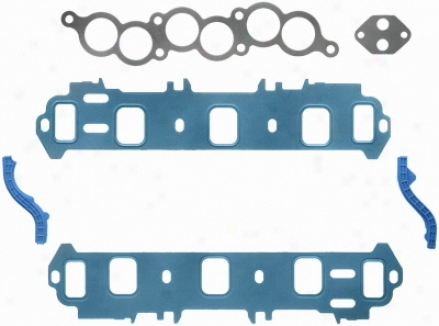 Felpro Ms 95372 Ms95372 Mercury Manifold Gaskets Set