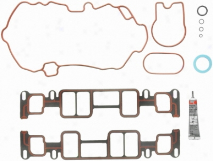 Felpro Ms 9587 Ms95817 Chevrolet Manifold Gaskets Set