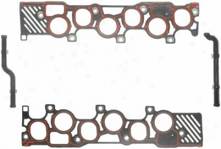 Felpro Ms 95932-1 Ms959321 Ford Manifold Gaskets Set