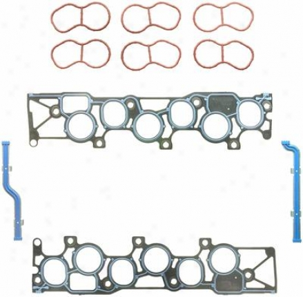 Felpro Ms 95985-1 Ms959851 Ford Manifold Gaskets Set