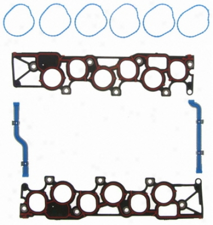 Felpro Ms 95985-3 Ms959853 Plymouth Manifold Gaskets Set
