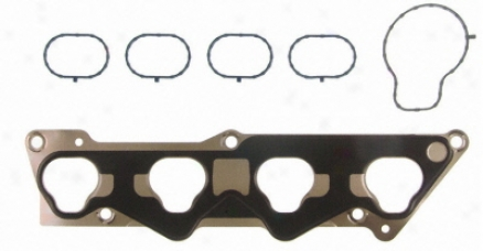 Felpro Ms 96390 Ms96390 Honda Manifold Gaskets Set