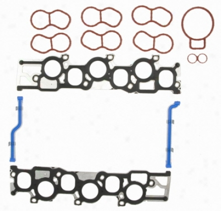 Felpro Ms 98009 T Ms98009t Ford Manifold Gaskets Placed