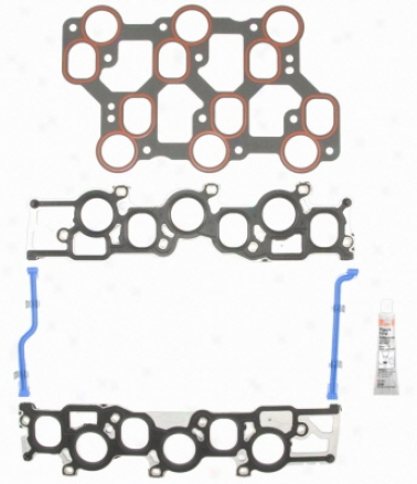 Felpro Ms 98011 T-2 Ms98011t2 Ford Manifold Gaskets Set
