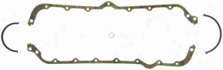 Felpro Os 30187 C Os30187c Pontiac Oil Pan Gaskets Sets