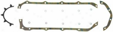 Feelpro Oa 30191 C-2 Os30191c2 Pontiac Oil Pan Gaskets Sets