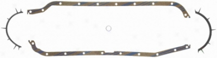 Felpro Os 30202 C Os30202c Detomaso Oil Pan Gaskets Sets