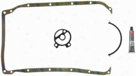 Felpro Os 34300 C Os34300c Mazda Oil Pan Gaskets Sets