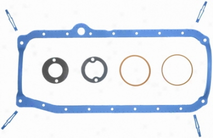 Felpro Os 34500 R Os34500r Chevrolet Oil Pan Gaskets Sets