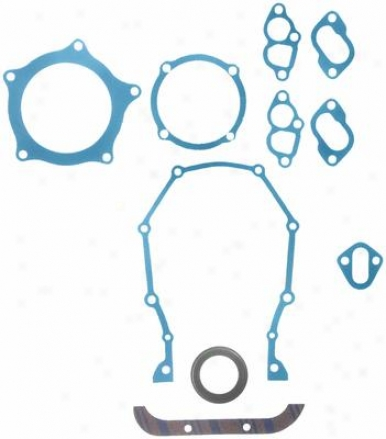 Felpro Tcs 12460-2 Tcs114602 Chevrolet Timing Cover Gasket Sets