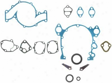 Felpro Tcs 13328-1 Tcs133281 Pontiac Timing Cover Gasket Sets