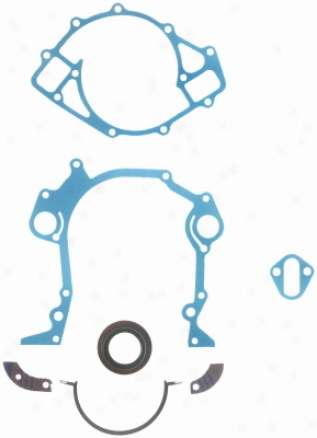 Felpro Tcs 45129 Tcs45129 Ford Timing Cover Gasket Sets