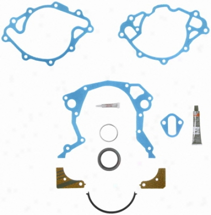 Felpro Tcs 45168 Tcs451668 Plymouth Timing Cover Gasket Sets
