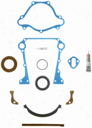 Felpro Tcs 45284 Tcs45284 Pontiac Timing Cover Gasket Sets
