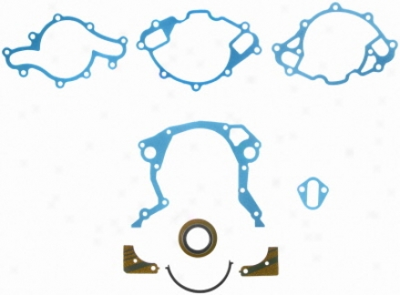 Felpro Tcs 45449 Tcs45449 Detomaso Timing Cover Gasket Sets