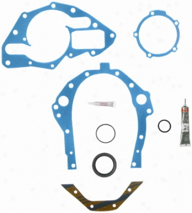 Felpro Tcs 45467 Tcs45467 Ford Timing Cover Gasket Sets