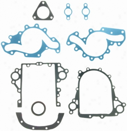 Felpro Tcs 45554 Tcs45554 Nissan/datsun Timing Cover Gasket Sets