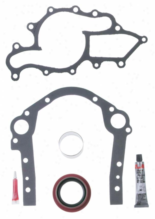 Felpro Tcs 45973 Tcs45973 Pontiac Timing Covet Gasket Sets