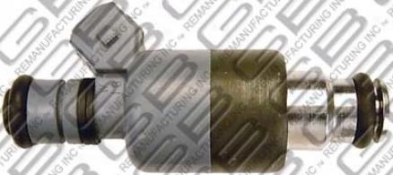 Gb Reemanufacturing Inc. 83211117 Pontiac Fuel Injectors