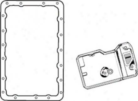Atp B-101 B101 Dodge Transmission Filters