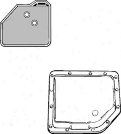 Atp B-45 B45 Ford Transmission Filters