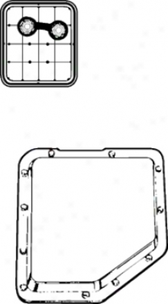 Atp B-54 B54 Pontiac Transmission Filters