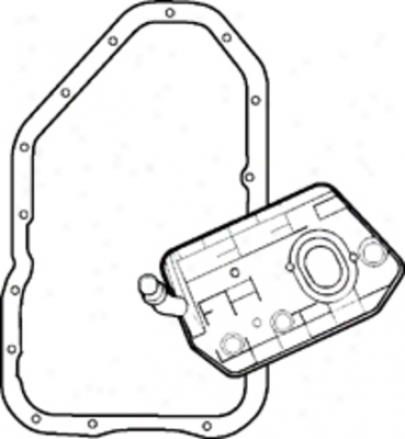 Atp B-64 B64 Isuzu Md Trk Transmission Filters