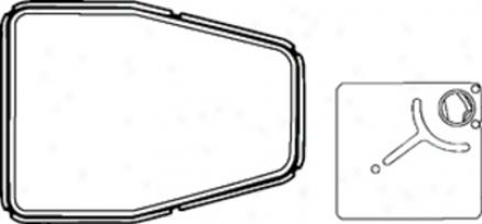 Atp B-80 B80 Volkswagen Transmission Filters