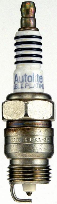 Autolite App46 Ford Spark Plugs