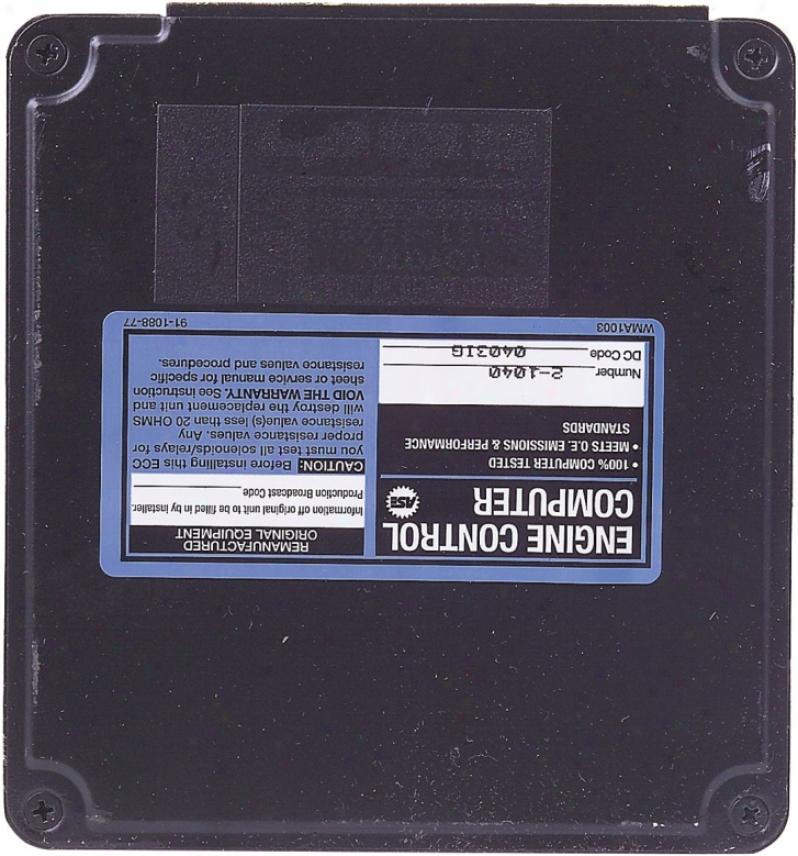 Cardone A1 Cardone 72-1040 721040 Toyota Parts