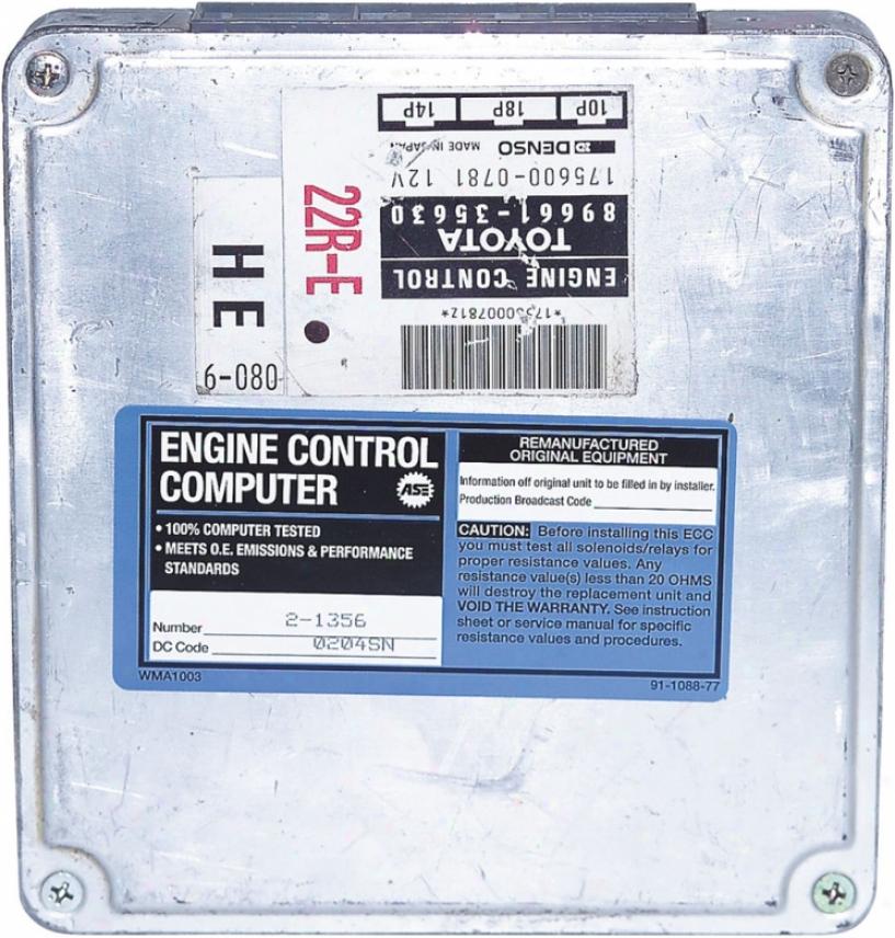 Cardone A1 Cardone 72-1356 721356 Toyota Parts