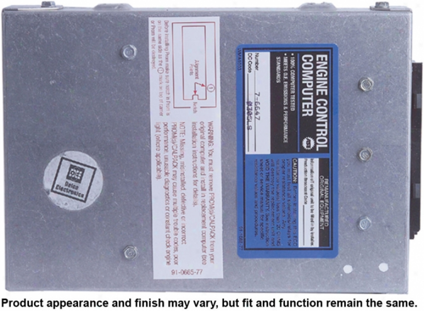 Cardone A1 Cardone 77-6647 776647 Buick Ecu Computers