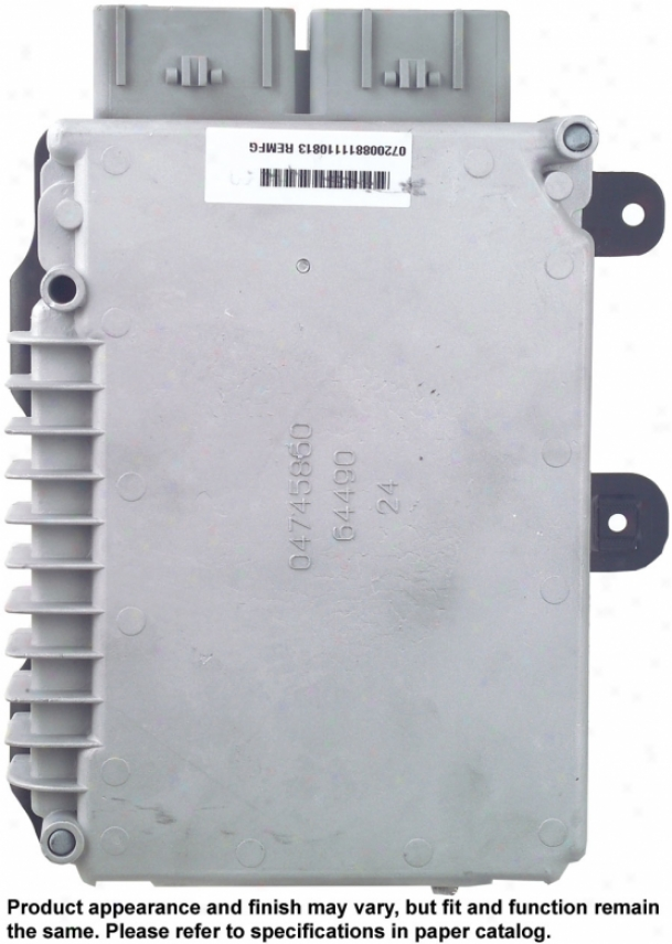 Cardone A1 Cardone 79-7409v 797409v Dodge Ecu Computers