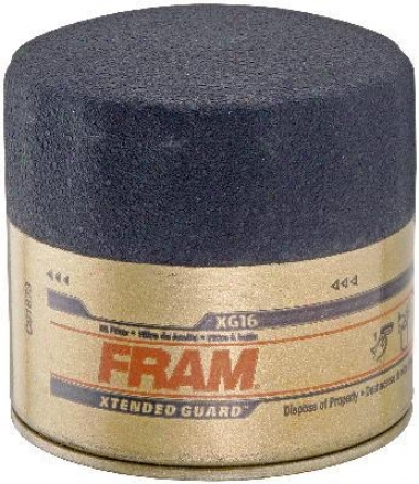 Fram Extended Guard Filters Xg16 Ford Parts