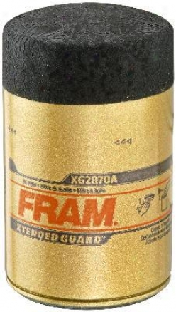 Fram Extended Protect Filters Xg2870a Suzuki Parts