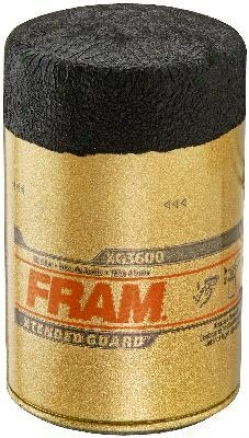 Fram Extended Guard Filters Xg3600 Toyota Parts