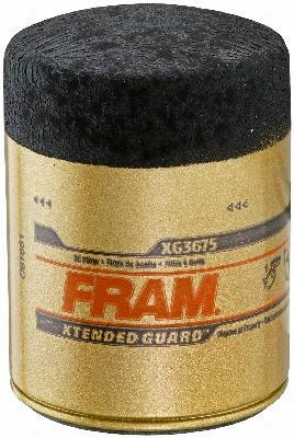 Fram Extended Guard Filters Xg3675 Pontiac Parts